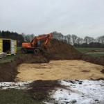 Bouw uitgraven