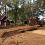 Nieuwbouw schuur Los Hoes Ootmarsum