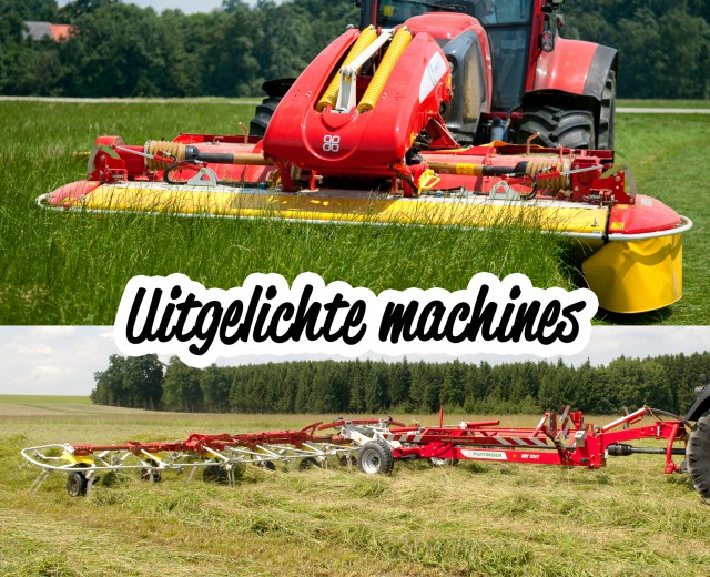 Uitgelichte machines