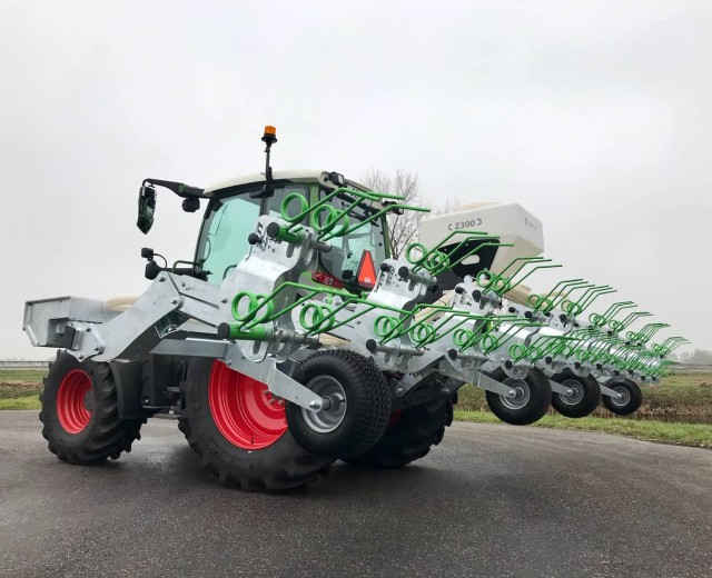 Nieuw in 2019: Zocon Greenseeder 11-elements