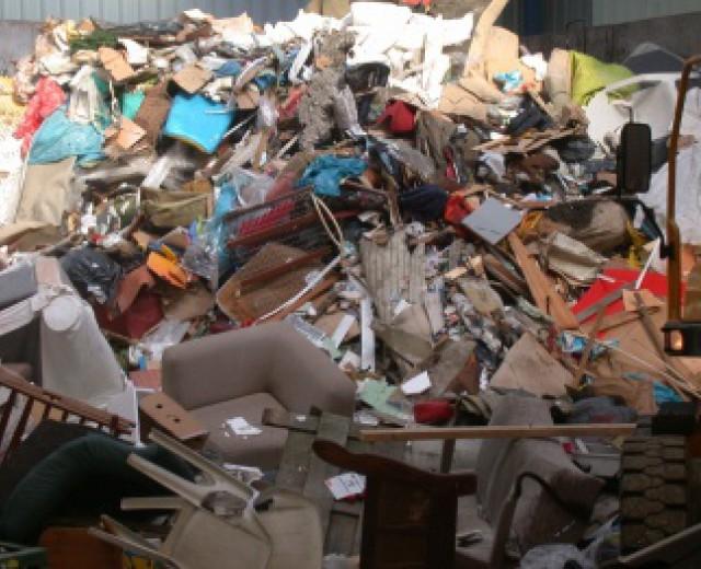 Stortkosten afvalbrengpunt