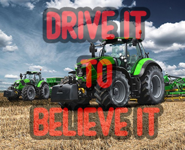 Deutz-Fahr Roadshow