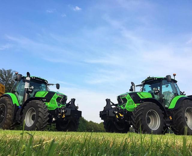 Nieuw in bedrijf: Deutz-Fahr 6185